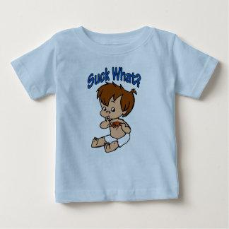 Sucez ce qui ? Bébé d'écrevisses T-shirt Pour Bébé