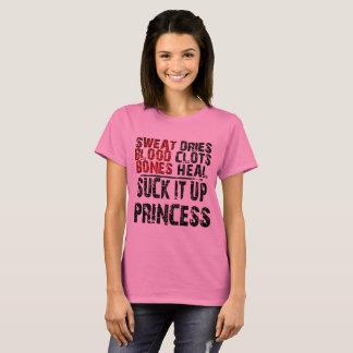 Sucez-le vers le haut de la princesse