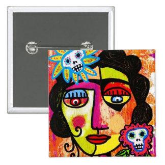 Sucre d'améthyste Sull Frida par SilberZweigArts Badge