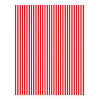 Sucre de canne de Noël en rouge de Noël Prospectus 21,6 Cm X 24,94 Cm