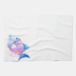 Sucrerie de mer serviettes pour les mains