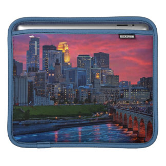 Sucrerie d'oeil de Minneapolis Housses iPad