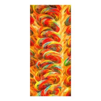 Sucrerie - lucettes cartons d'informations  10 cm x 22,9 cm