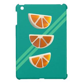 Sucrerie orange de mastication coque iPad mini