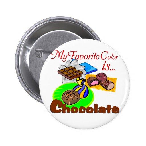 Sucrerie préférée de bonbons à épicerie de couleur badges