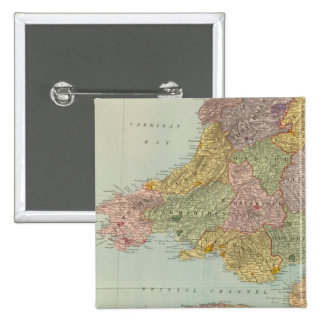 Sud-ouest de l'Angleterre et du Pays de Galles Badges