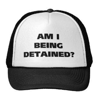 Suis j étant détenu casquette de camionneur