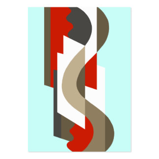 SUISSE Art déco Moderne Bureau d années 60 h Carte De Visite