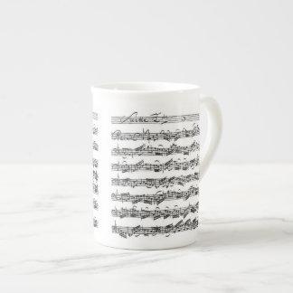 Suite de violoncelle de Bach Mug