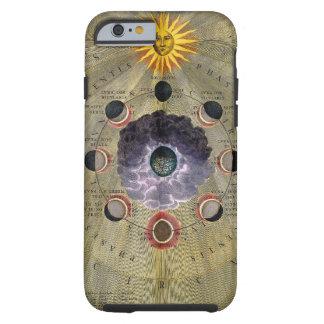 Suivez la lune coque tough iPhone 6