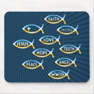 Suivez-le la Communauté chrétienne de | Tapis De Souris