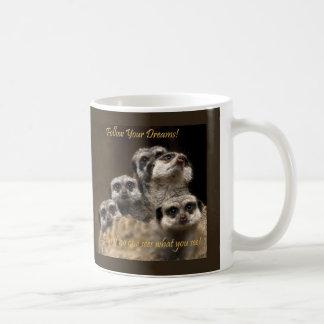 Suivez vos rêves ! mug