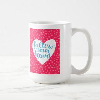 Suivez votre coeur 3 mug