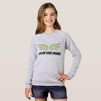 Suivez votre sweatshirt de rêves