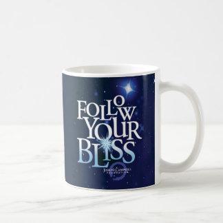 Suivez votre tasse étoilée de bonheur