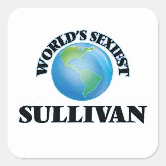 Sullivan le plus sexy du monde sticker carré
