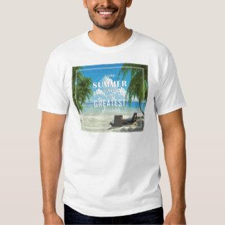Summer time t-shirt