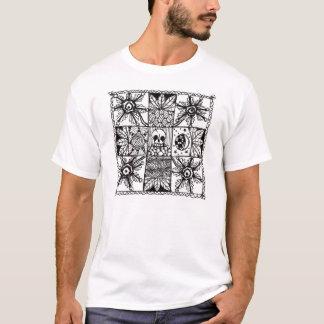 Sun-Crâne-Lune T-shirt