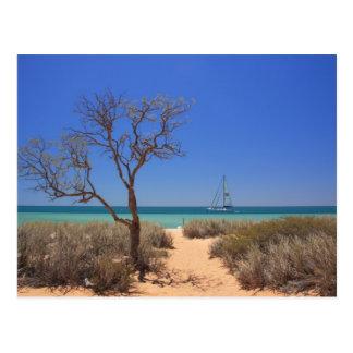 Sun, mer, sable - Australie occidentale de Mia de Carte Postale