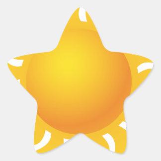 Sun Sticker Étoile
