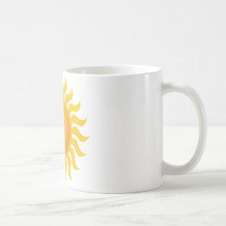 Sun Mug Blanc