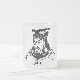 SUN TZU -- Stratège militaire Tasse Givré