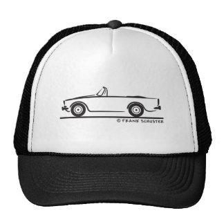 Sunbeam 1967 alpin casquette de camionneur