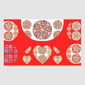 Sundecor Sticker Rectangulaire