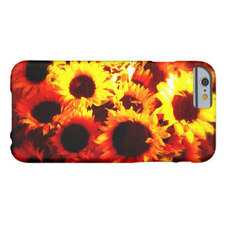 Sunflowers in a window! coque iPhone 6 barely there