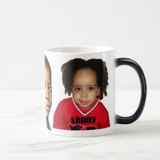 S'unir versent obtenir le bonheur mug magique