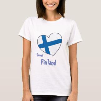 Suomi de Finlande women shirt T-shirt