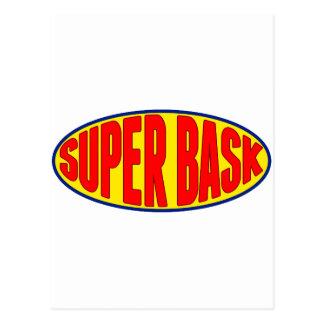 Super Bask du pays Basque Carte Postale