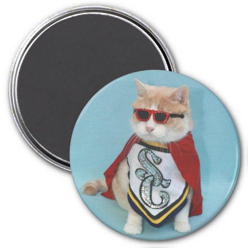 Super héros Bubba Magnets Pour Réfrigérateur