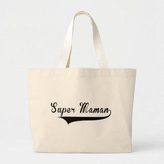 Super maman sacs fourre-tout