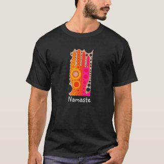 Super plus le T-shirt foncé de taille - tailles