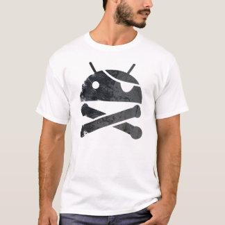 Super-utilisateur androïde officiel t-shirt