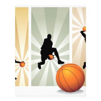 superbe-basket-ball prospectus 21,6 cm x 24,94 cm
