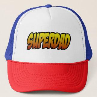 Superdad - le meilleur casquette dans le monde