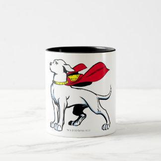 Superdog Krypto Tasse 2 Couleurs