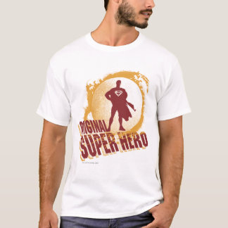 Superhéros d'original de Superman T-shirt