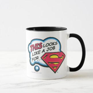 Superman 74 tasse