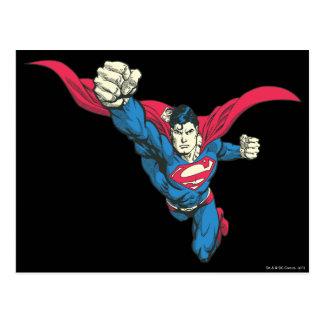 Superman 83 carte postale