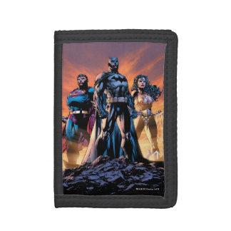 Superman, Batman, et trinité de femme de merveille