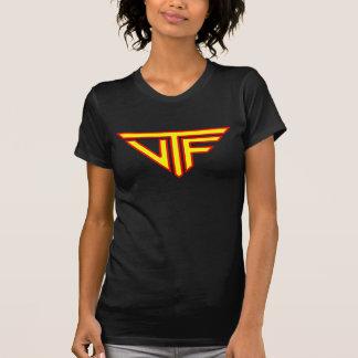 Superman des femmes de VTF grand (juste logo) T-shirt