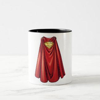 Superman - le cap tasse 2 couleurs