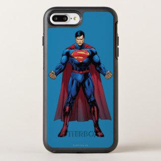Superman tenant 3 coque otterbox symmetry pour iPhone 7 plus