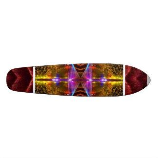 Supersonique suralimenté skateboard 20,6 cm