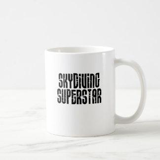Superstar de parachutisme mug