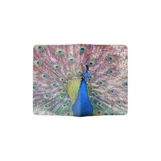 Support animal de passeport de plumes d'oiseau de protège-passeports