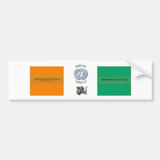 Support_Anuci Banner Autocollant De Voiture